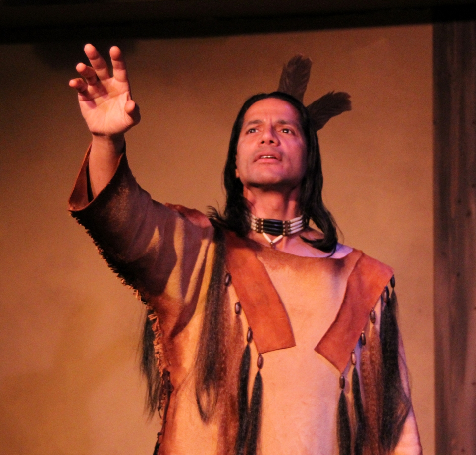 Louie Leonardo as Crazy Horse