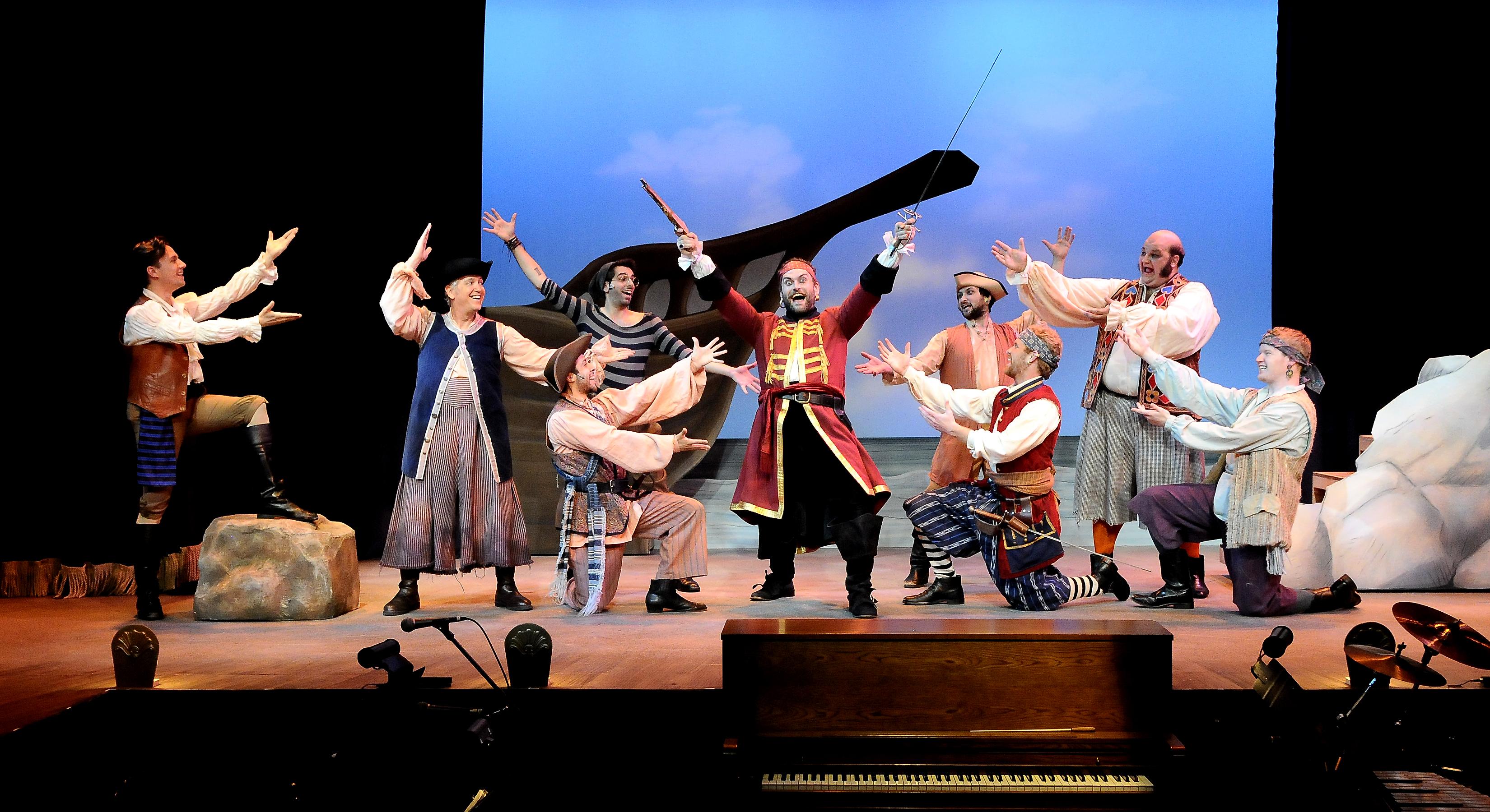 Pirates: Sacramento Theatre Company
