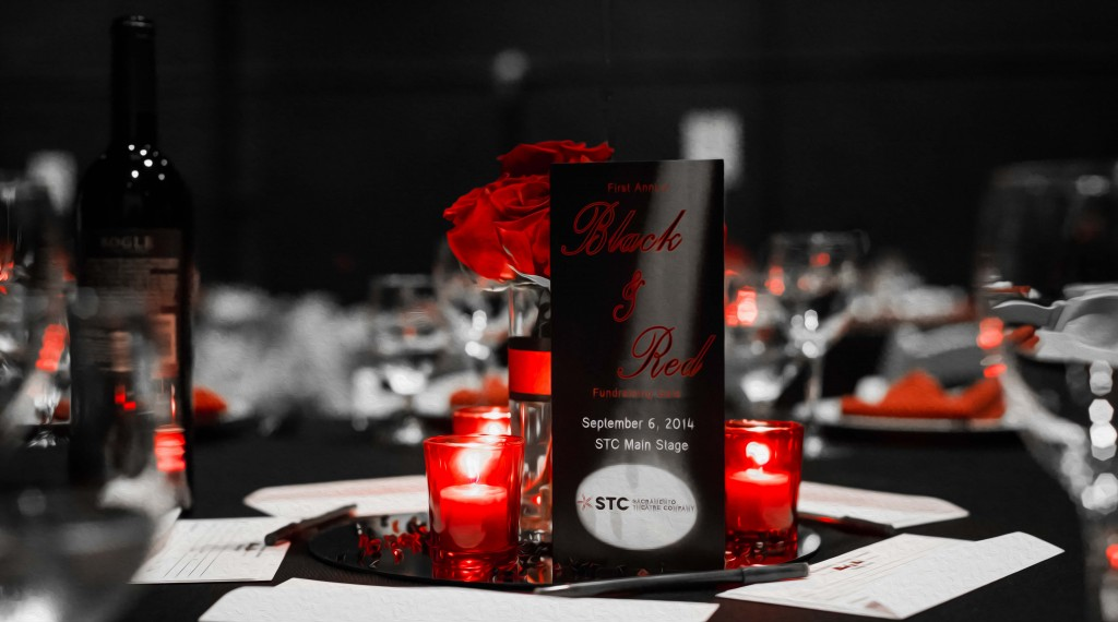 First Annual Black Amp Red Fundraising Gala Stc