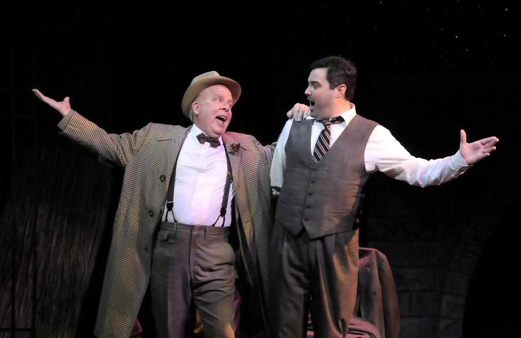 Jim Lane (Clarence) & Jerry Lee