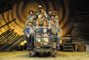 The Joad Family in The Grapes of Wrath (2014)