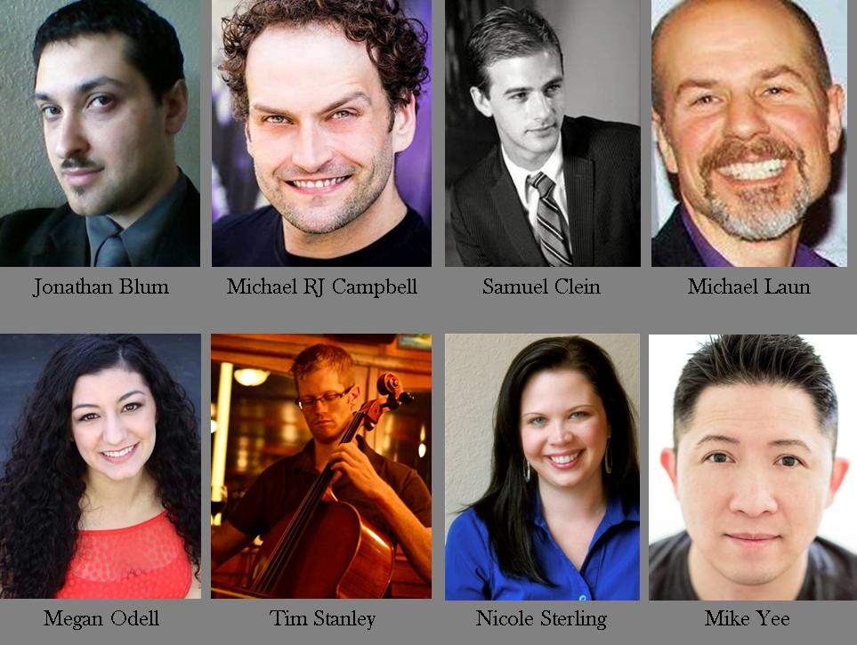 Cabaret Cast for Web