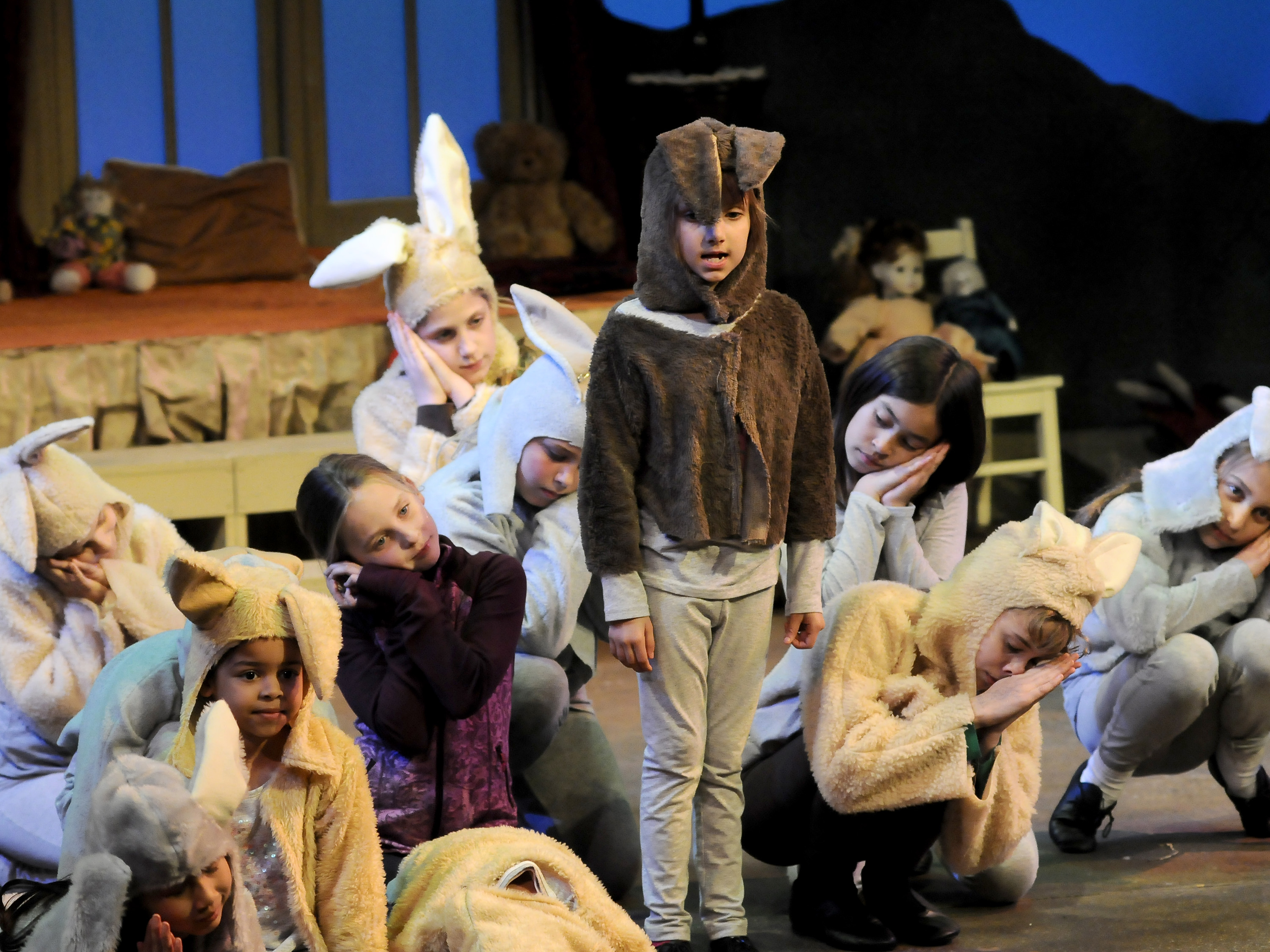 The Velveteen Rabbit Photo by Barry Wisdom Photography