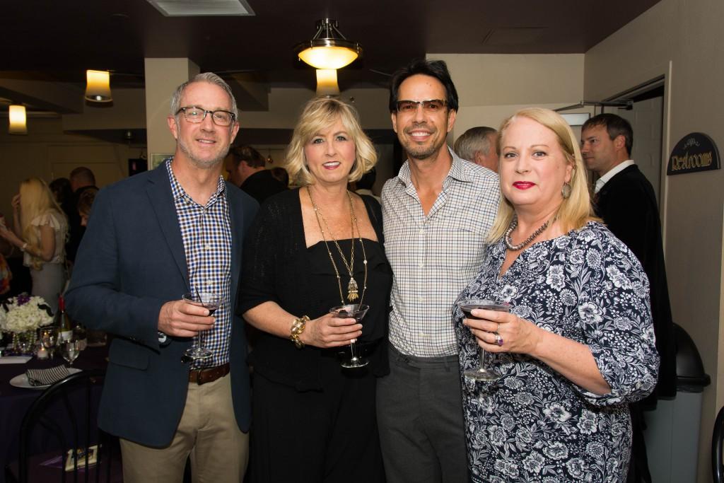 Roger & Sharon Corell, Neill SooHoo, & Julie Young