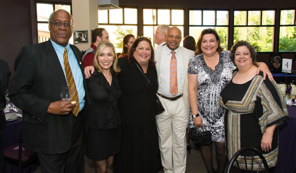 Wayne Cook, Michele Hillen-Noufer, Linda J. Clifford, Marlon Hill, Martha Lake, & Martha Omiyo Kight
