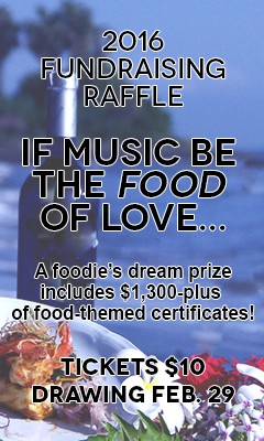 Food Raffle Web Ad