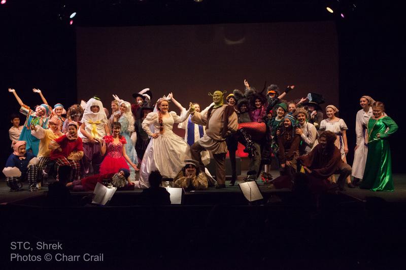 Shrek the Musical! 2016-17 Season