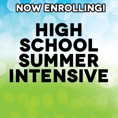 High School Summer Intensive