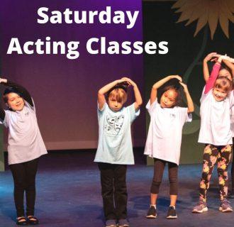 Spring Saturday Acting Classes