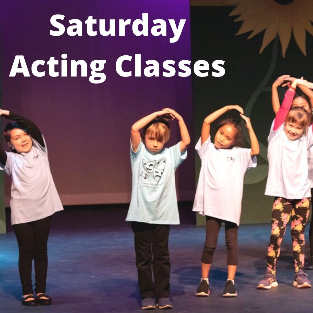 Winter Saturday Acting Classes