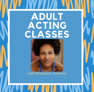 Acting for Adults Sundays