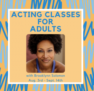 Acting for Adults Tuesdays