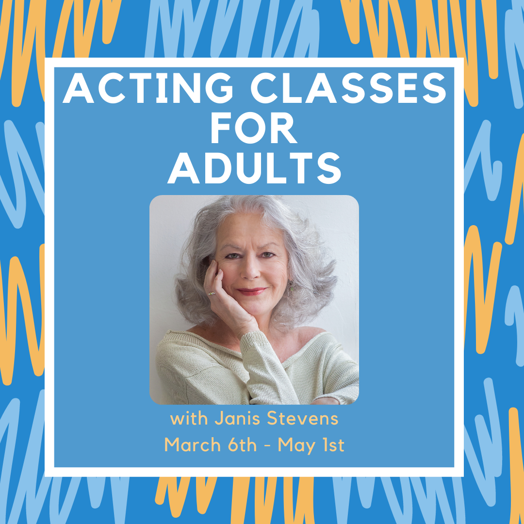 Acting for Adults Spring