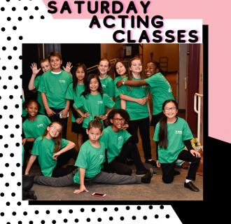 Saturday Acting Classes